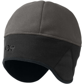 Outdoor Research Windwarrior Hat charcoal/black